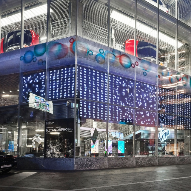 현대 모터스튜디오 서울, 현대 X 일렉트라 메타모포시스 전시 개최